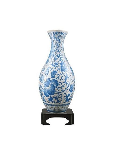 Educa Pintoo Puzzle 3D Vazo Çini  Renkli